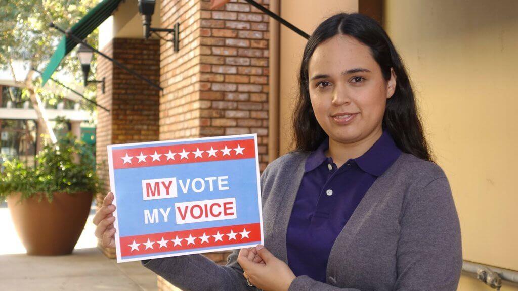 My vote My voice | Paul Padda Law