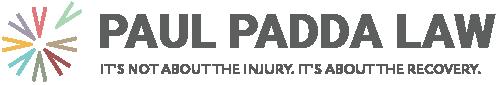 Paul Padda Law logo hover