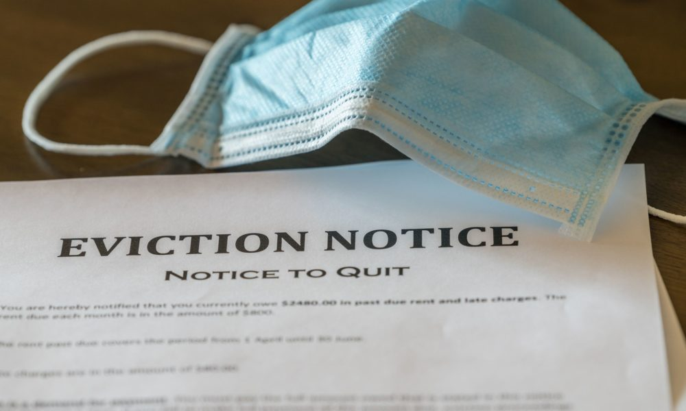 Eviction Notices in Nevada