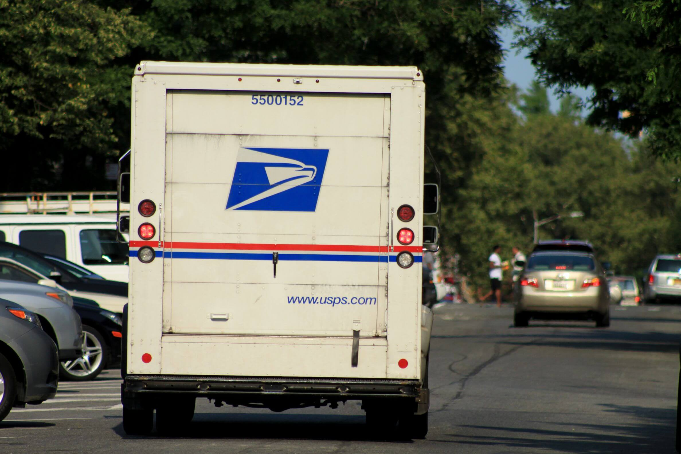 Postal Drivers